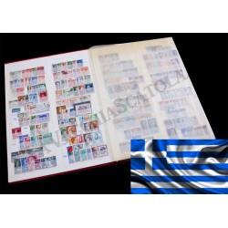 Grecia 1910/2010 Collezione usata 800 francobolli differenti