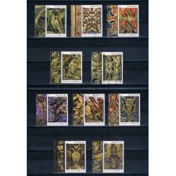 2014 Monte Athos (Agion Oros) - Annata Completa - MNH/**
