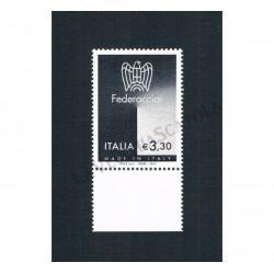 2010 Made in Italy Federacciai MNH/**