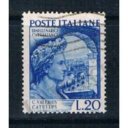 1949 - Bimillenario della morte di Catullo - US