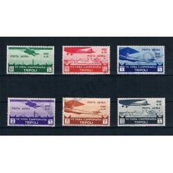 1933 Libia VII Fiera di Tripoli Posta Aerea MH/*
