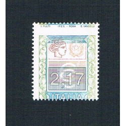 2002 Varietà Alti Valori 2,17€€ - Dentellatura spostata