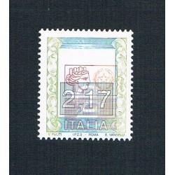 2002 Varietà Alti Valori 2,17€€ - Fuori Registro