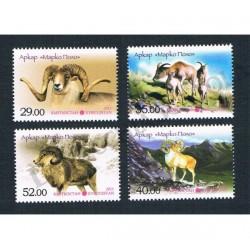 2013 Kyrgystan gli Argali - fauna MNH/**