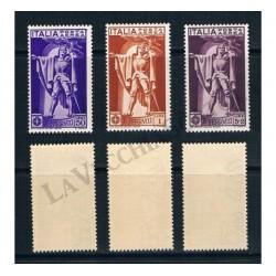 1930 P.A. Francesco Ferrucci MNH/** Sas.A18/A20