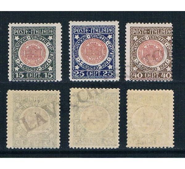 1921 Annessione Venezia Giulia MNH/**
