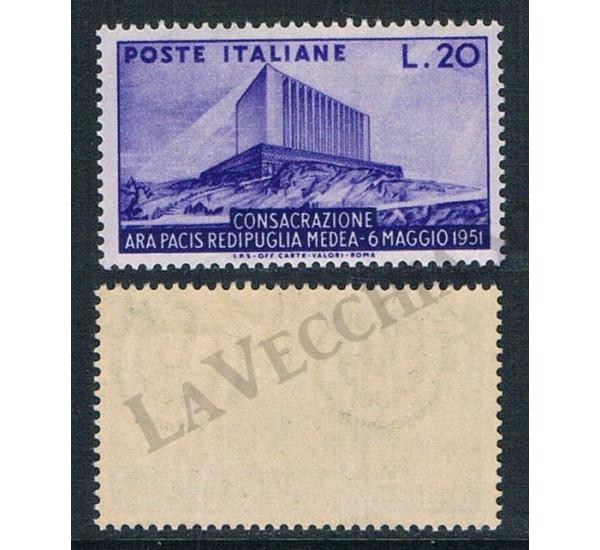 1951 - Ara Pacis - MNH/**