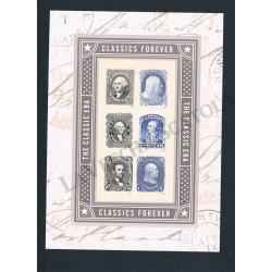 2016 USA foglietto francobolli classici MNH/**