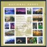 2016 USA i Parchi Nazionali Foglietto MNH/**