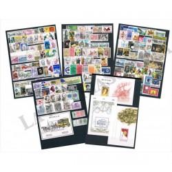 Collezione Belgio anni 70/80 usati 180 francobolli + 4 foglietti