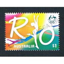 2016 Australia Olimpiadi RIO 2016