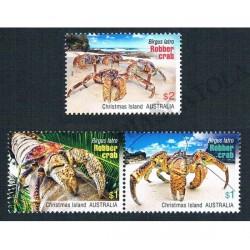 2016 Australia (Christmas Island) Robber Crabs