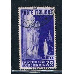 1951 - Esposizione Arte tessile di Torino - US