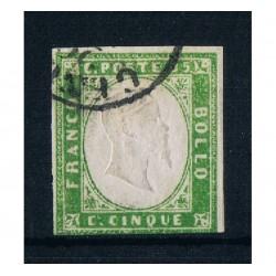 ASI Sardegna 5 cent Sas.13Ba firmato Ballabio