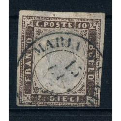 ASI Sardegna 10cent Sas.14Ac S.Maria Maggiore (5pt) - Ballabio