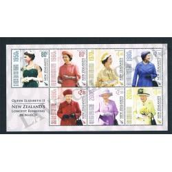 2015 Nuova Zelanda Regina Elisabetta il Regno più lungo