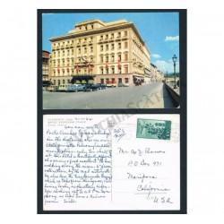 1962 Campidoglio P.A. isolato su cartolina per California