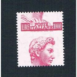 1957 San Giorgio Varietà dentellatura spostata