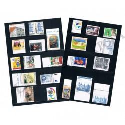 Collezione Varietà Repubblica in euro - 22 francobolli MNH/**