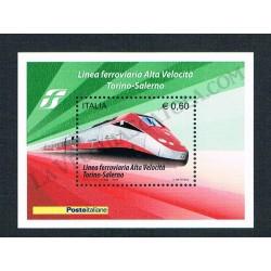 2010 - Foglietto Alta Velocita - MNH/**