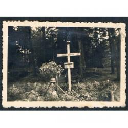 1941 WWII Foto d'epoca armata tedesca Wehrmacht FP