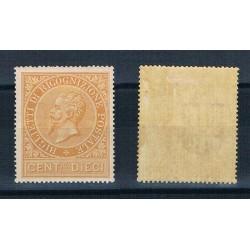 1874 Ricognizione Postale MLH/**