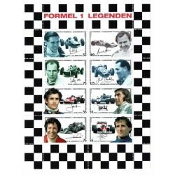 2006 Austria foglietto Legende Formula 1 MNH/**