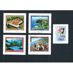 2012 - Serie Turistica MNH/**