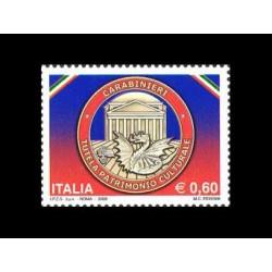 2009 Carabinieri tutela del patrimonio culturale MNH/**