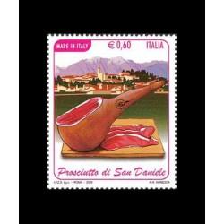 2009 Made in Italy - Prosciutto di San Daniele MNH/**