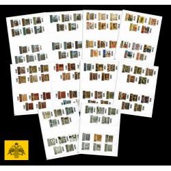 Collezione Monte Athos (Agion Oros) 2012-2016 con Barre