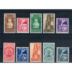 1937 Colonie Estive serie completa MNH/** - LUSSO