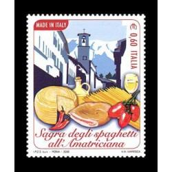 2008 Made in Italy - Spaghetti all'amatriciana MNH/**