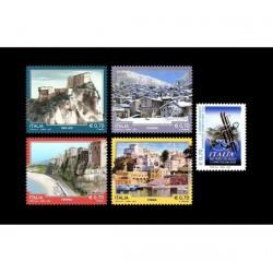 2013 Serie Turismo più ENIT MNH/**