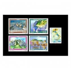 2011 Serie Turismo ENIT MNH/**