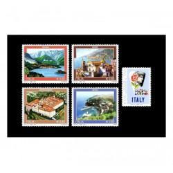 2012 Serie Tematica Turismo MNH/**