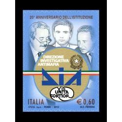 2012 Direzione investigativa antimafia MNH/**
