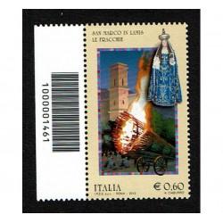 2012 Folclore San Marco in Lamis Codice a Barre SX