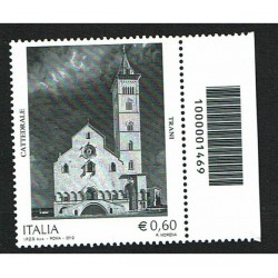 2012 Cattedrale di Trani Codice a Barre Destro