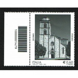 2012 Duomo di Fermo Codice a Barre SX