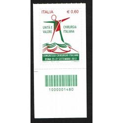 2012 Chirurgia italiana Codice a Barre SX