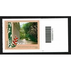 2012 Orto botanico Catania Codice a Barre Basso