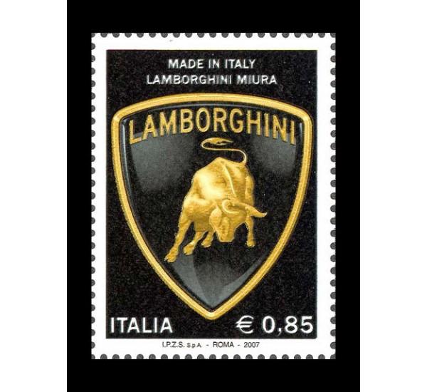 2007 Made in Italy - Lamborghini Miura MNH/**