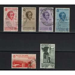 1935 Anniversario Bellini serie completa usata