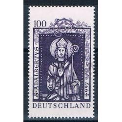 1997 - Sant Alberto da Praga Congiunta Germania-Vaticano - MNH/**