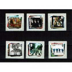 2007 Gran Bretagna The Beatles - Unusual