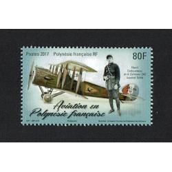 2017 Polinesia Francese Aviazione Henri Cadousteau