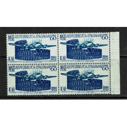 1952 ICAO Quartina MNH/**