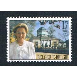 1997 - Congiunta Belgio - Paola Ruffo di Calabria - MNH/**