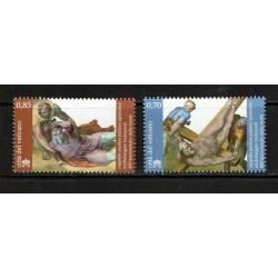 2014 Vaticano Morte di Michelangelo MNH/**